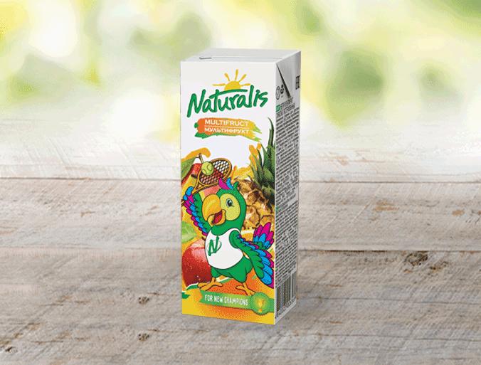 Натуралис жүүс (Олон жимст, Манго)